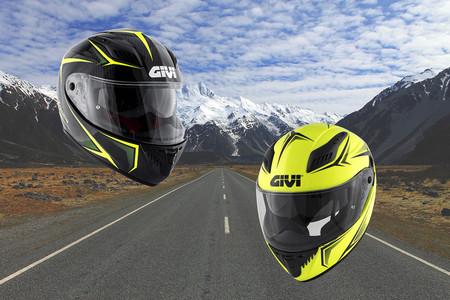 Por 439 euros, enfunda tu cabeza en fibra de carbono con el nuevo casco GIVI 40.5 X-Carbon