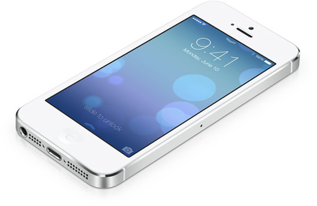Diseño de iOS 7