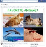 """Facebook castigará las páginas que pidan """"me gusta"""" o compartir"""