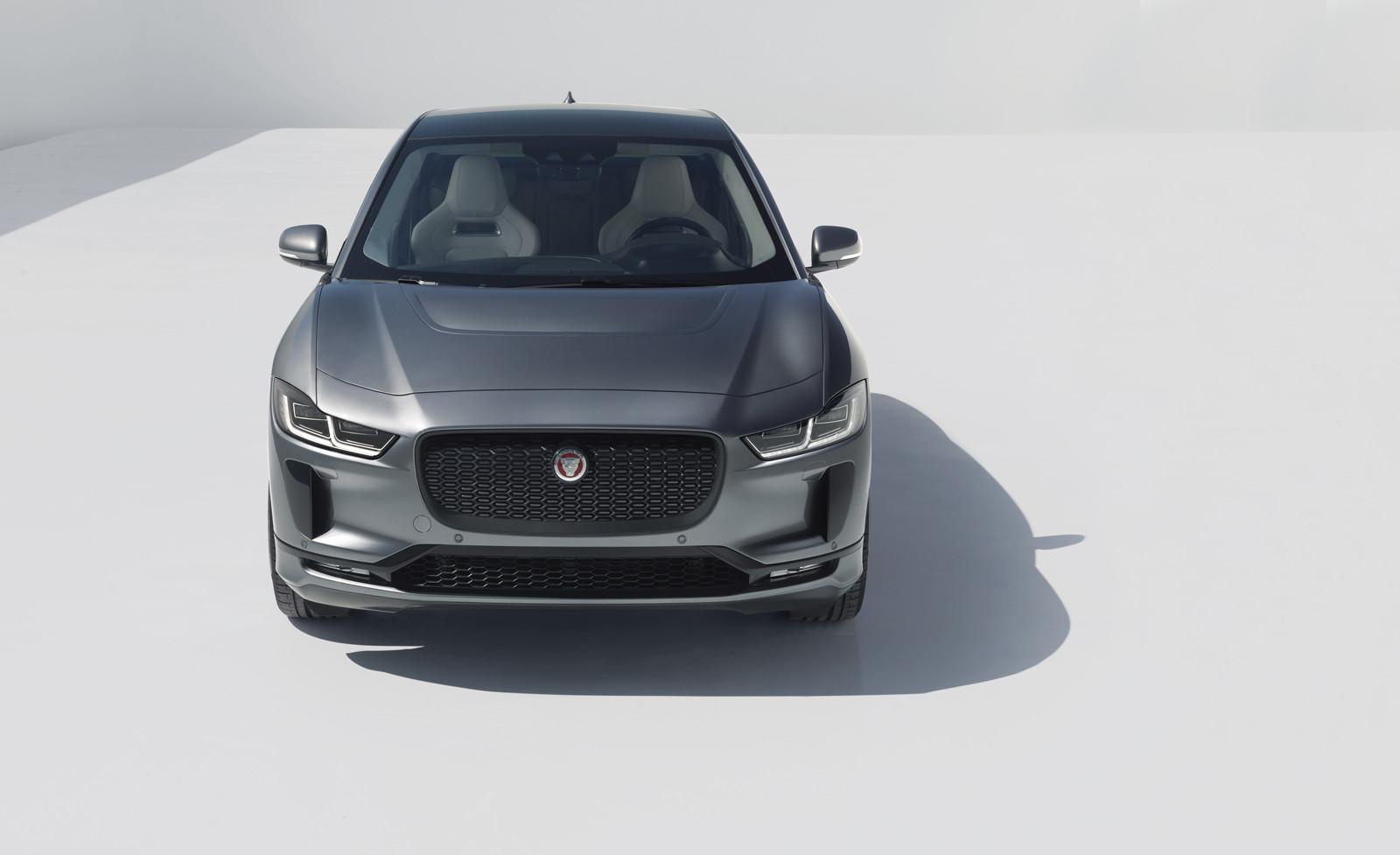 Foto de Jaguar I-PACE (fotos oficiales) (3/42)