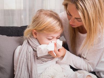 11 consejos para evitar que tus hijos se resfríen