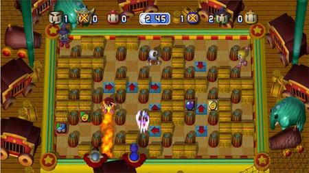 Bomberman Live - 05