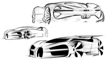 Propuesta Diseno Bugatti Chiron