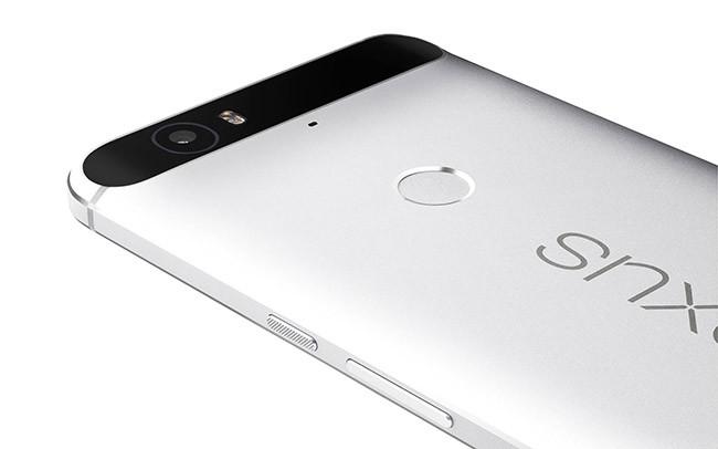 Nexus 6 Sensor Huellas