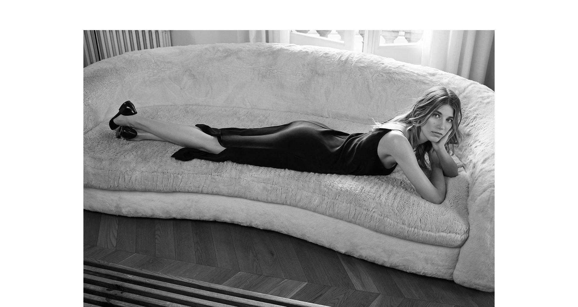 Foto de Veronika Heilbrunner x Massimo Dutti II (8/9)