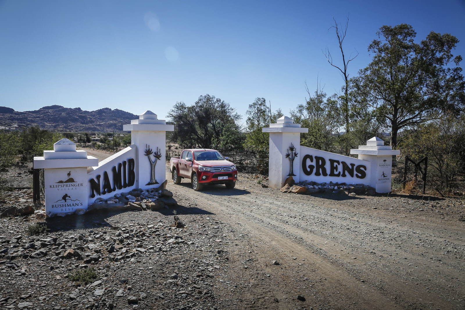 Toyota Hilux 2016 Namibia