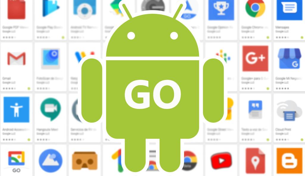 Estas son todas las aplicaciones de Google™ para Android™ Go que hay actualmente en Google™ Play