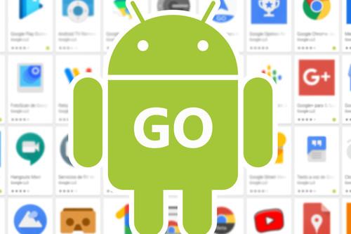 Estas son todas las aplicaciones de Google para Android Go que hay actualmente en Google Play
