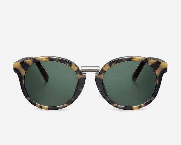 Gafas de sol Unisex HIGH CONTRAST TORTOISE FITZROY de Mr. Boho
