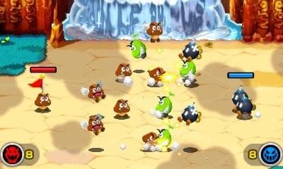 Mario Luigi Superstar Saga Secuaces De Bowser 02
