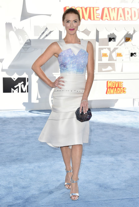 Bridget Regan Mtv Movie Awards 2015