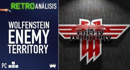 'Wolfenstein:EnemyTerritory'paraPC.Retroanálisis