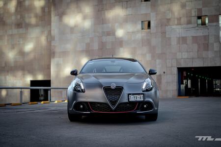 Alfa Romeo Giulietta 110 Edizione Prueba De Manejo Opiniones Mexico 54