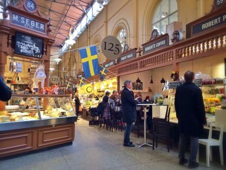Ostermalms Saluhall Stockholm Sweden 13735585323