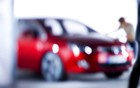 Opel Astra 2009 Bocetos