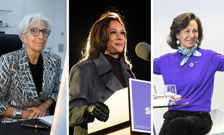 De Kamala Harris a Ana Botín, única española entre las 100 mujeres más poderosas que, según Forbes, harán que el mundo funcione en 2021