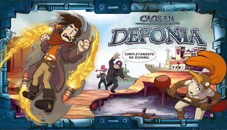 FX Interactive repetirá con 'Caos en Deponia'