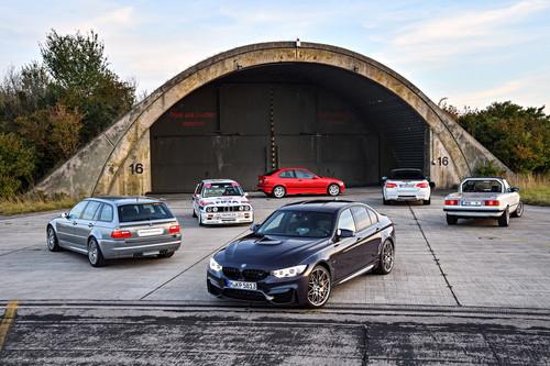 Te presentamos cuatro BMW M3 que seguramente no conoces
