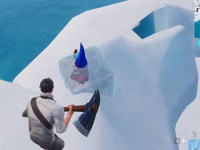 Guía Fortnite: busca gnomos congelados [Temporada 7, semana 6]