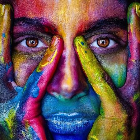 Gran parte de nuestro sentido de un mundo visual colorido es probablemente construido por nuestro cerebro