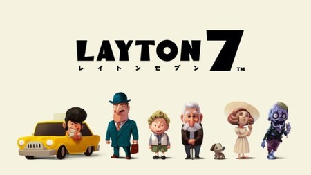 Level 5 se saca de la manga 'Layton 7' para 3DS, iOS y Android