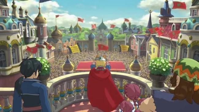 Ghibli y Level-5 repetirán una colaboración muy aclamada con Ni No Kuni II: Revenant Kingdom [PS Experience 2015]
