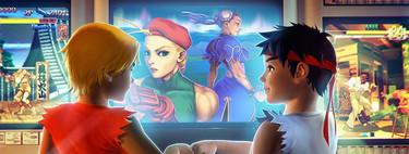 La industria del videojuego a través de 'Street Fighter'