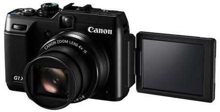 Canon PowerShot G1 X se presentó en el CES