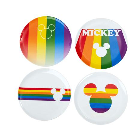 Disney Store Disney Rainbow 5