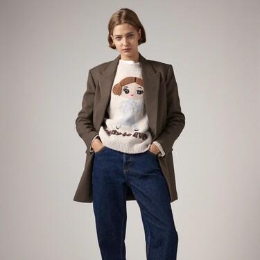 La nueva colección de jerséis Disney de Zara se ha diseñado para sacar la niña (cool) que hay en ti