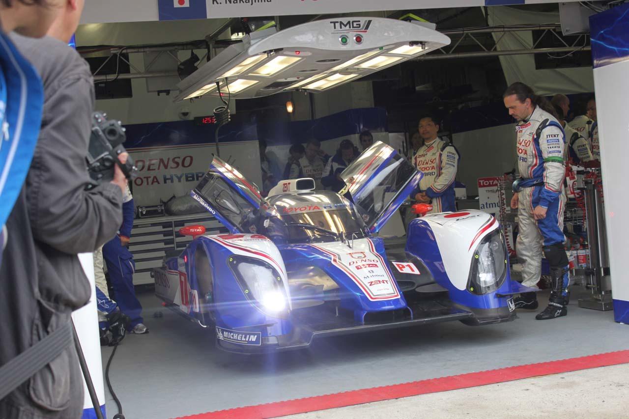 Foto de 24 horas de Le Mans 2012 (103/160)