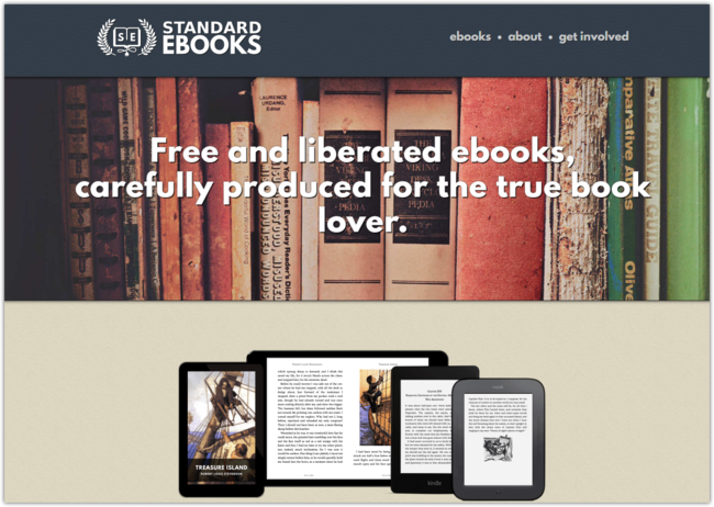 Standard Ebooks Free And Liberated Ebooks Carefully Produced For The True Book Lover