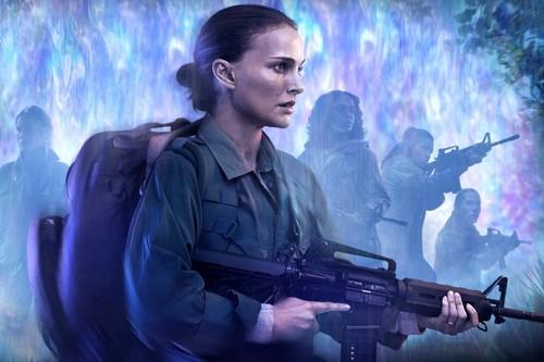 'Aniquilación' y el problema de querer hacer ciencia-ficción inteligente con personajes que no lo son