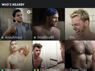 """Grindr, el """"Tinder Gay"""", ha estado compartiendo datos de sus usuarios, incluido estados de VIH, con otras compañías"""