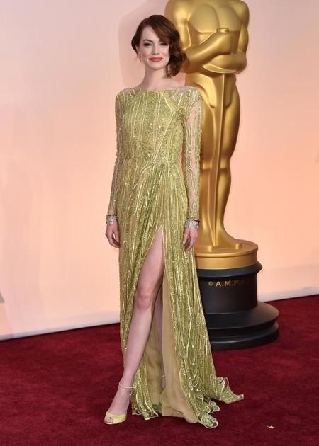 Emma Stone no suele defraudar