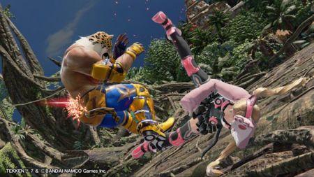 Tekken 7 paliará su escueta plantilla a base de actualizaciones