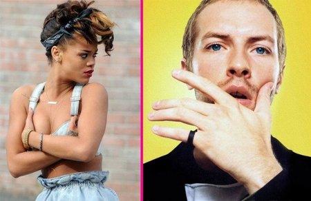 """Chris Martin la lía parda: """"Rihanna es bastante fea y gruñona"""""""