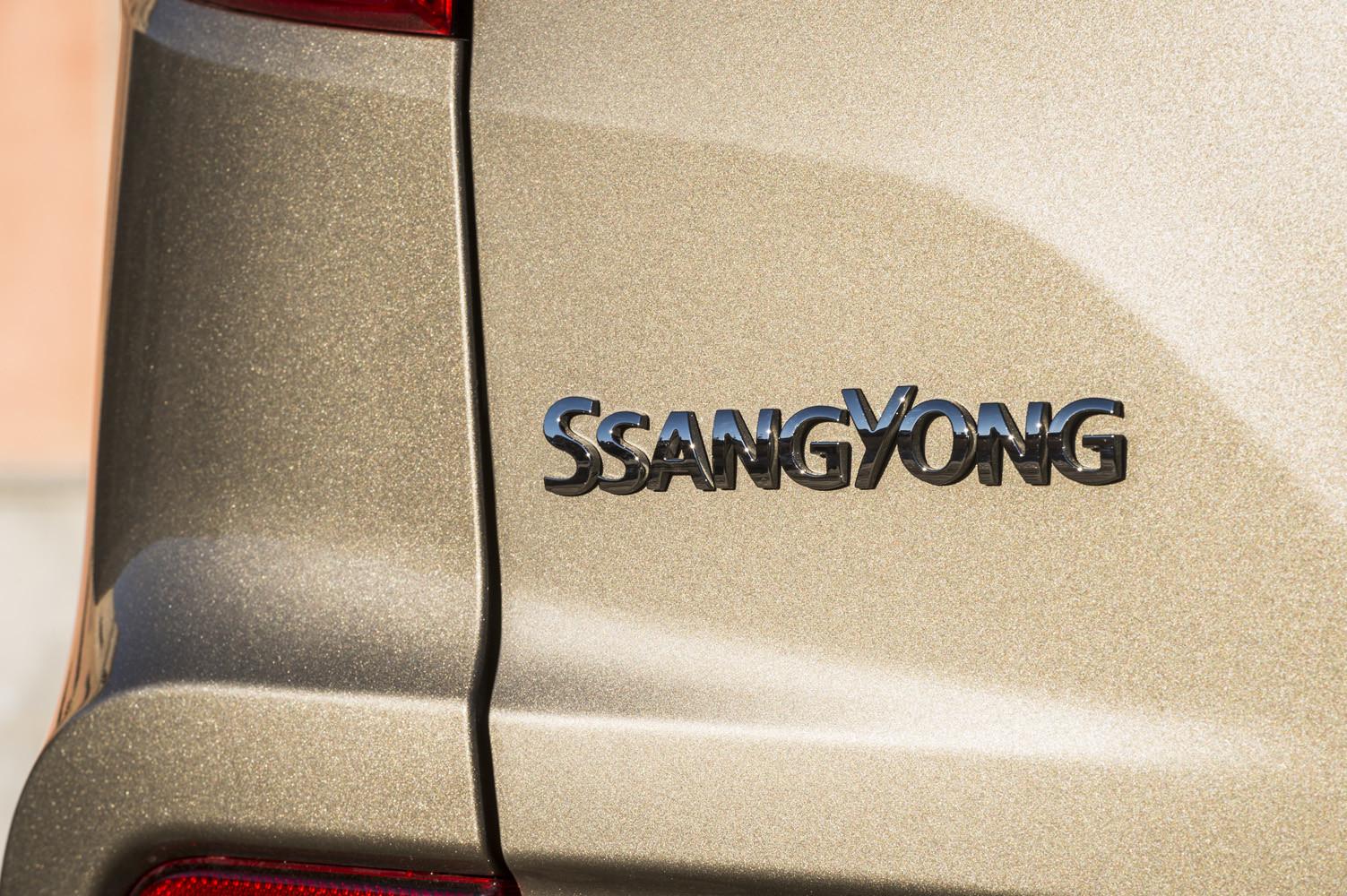 Foto de Ssangyong Rexton, toma de contacto (116/146)
