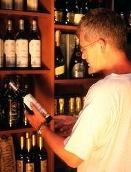 ¿Qué tienes en cuenta cuando compras una botella de vino?