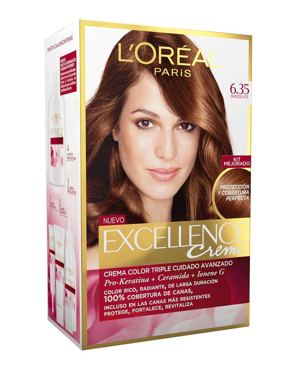 Coloración Excellence Crème L'Oréal Paris