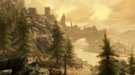 The Elder Scrolls V: Skyrim Special Edition presume de sus mejoras en un nuevo gameplay