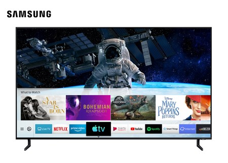 La aplicación Apple TV y la compatibilidad con AirPlay 2 llegan a los televisores Samsung Smart TV de 2018 y 2019