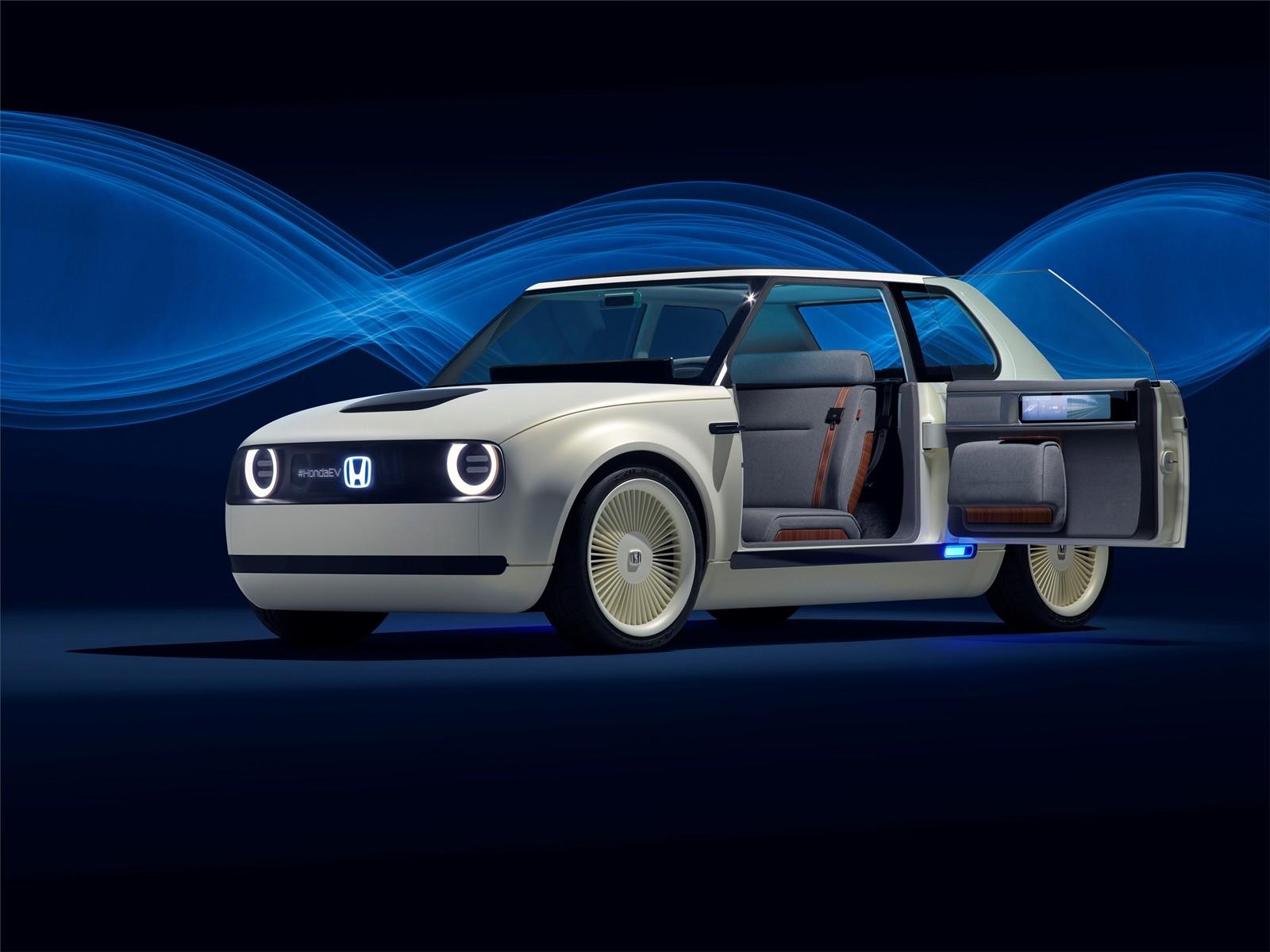 Foto de Honda Urban EV Concept (4/13)
