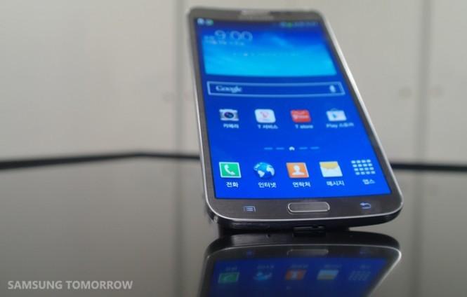 Foto de Samsung Galaxy Round (5/5)