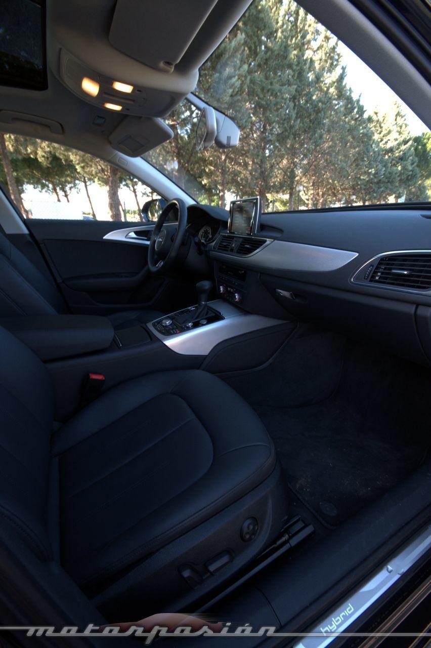 Foto de Audi A6 hybrid (prueba) (64/120)