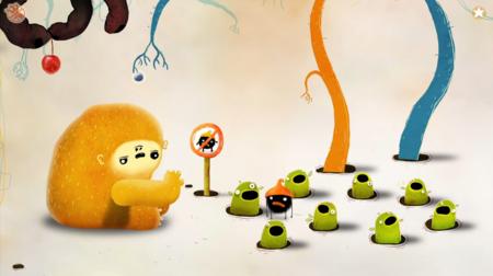 El simpático Chuchel, el nuevo juego de Amanita Design, confirma su fecha para marzo con un tráiler