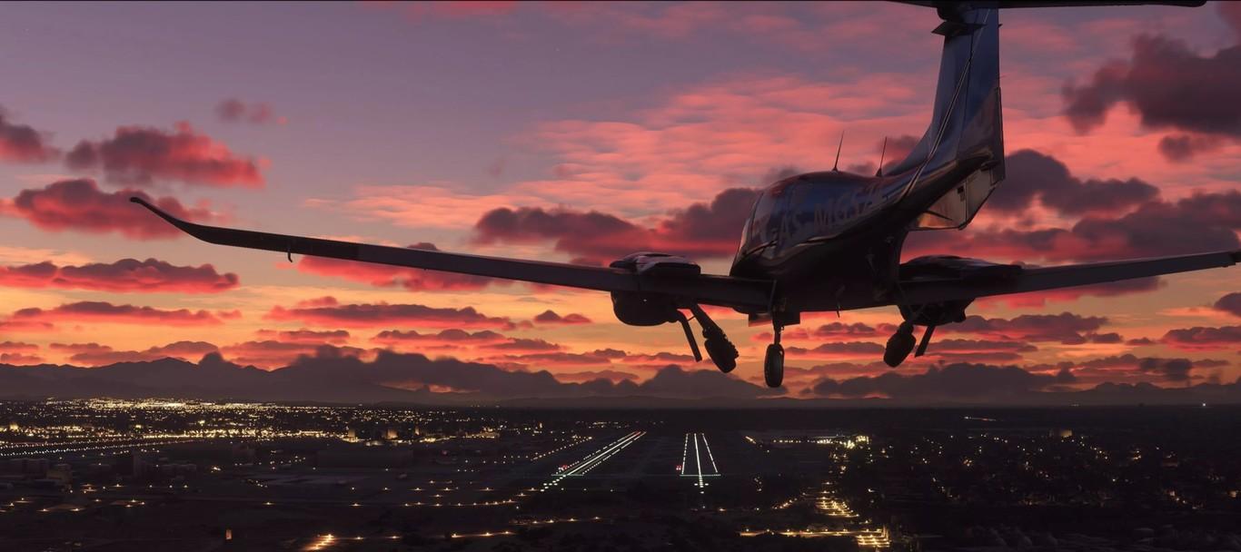 Microsoft Flight Simulator se jugará sobre el mundo entero: recreado a partir de 2 Petabytes de imágenes y datos de Bing Maps