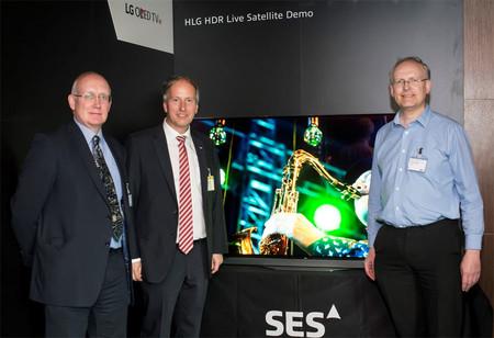 LG añadirá soporte para el formato HDR HLG en sus teles de 2016 y 2017