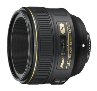 NIKKOR AF-S 58 mm f/1.4G: el nuevo objetivo FX de focal fija de Nikon
