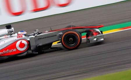 Jenson Button no oculta su deseo de renovar con McLaren